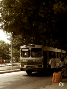 Aging fleet of buses is a major concern of state run transport companies.